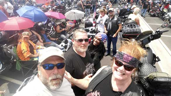 Rolling Thunder DC ride